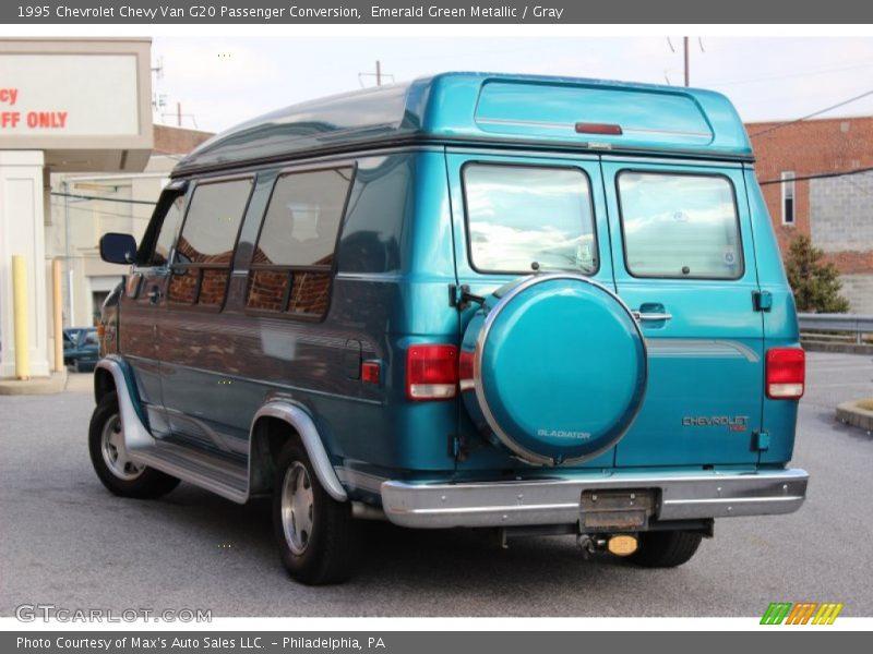 1995 chevrolet chevy van g20 passenger conversion in. Black Bedroom Furniture Sets. Home Design Ideas