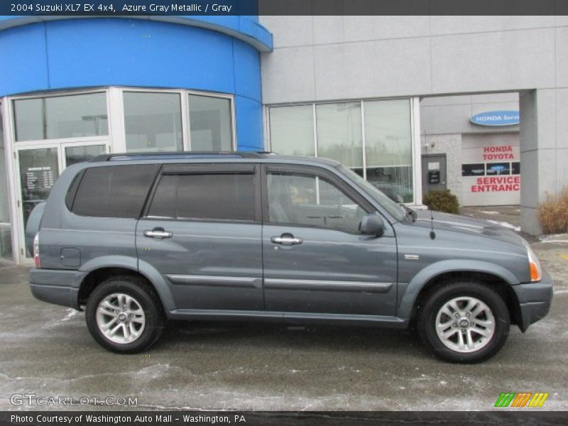 Azure Gray Metallic / Gray 2004 Suzuki XL7 EX 4x4