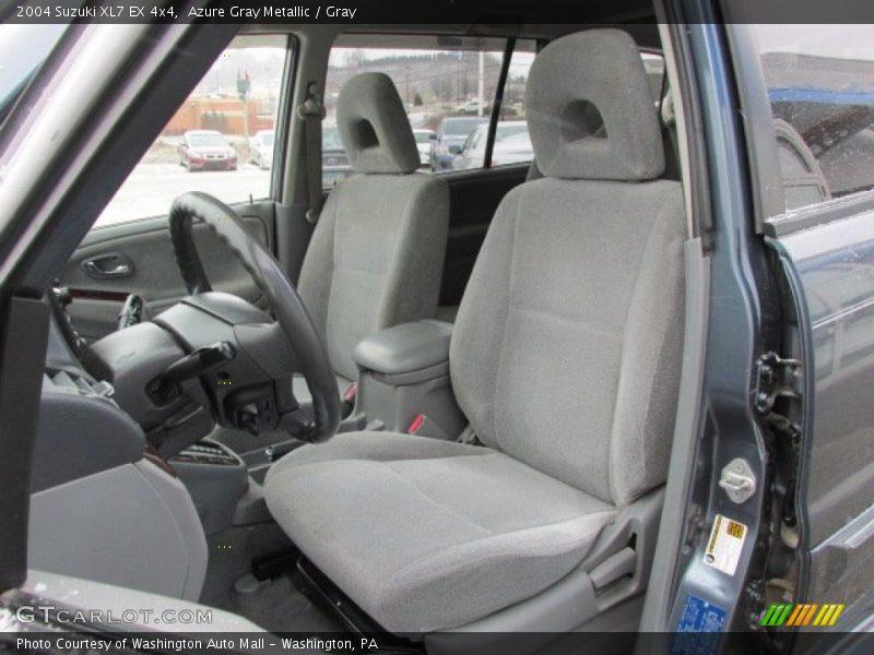 2004 XL7 EX 4x4 Gray Interior