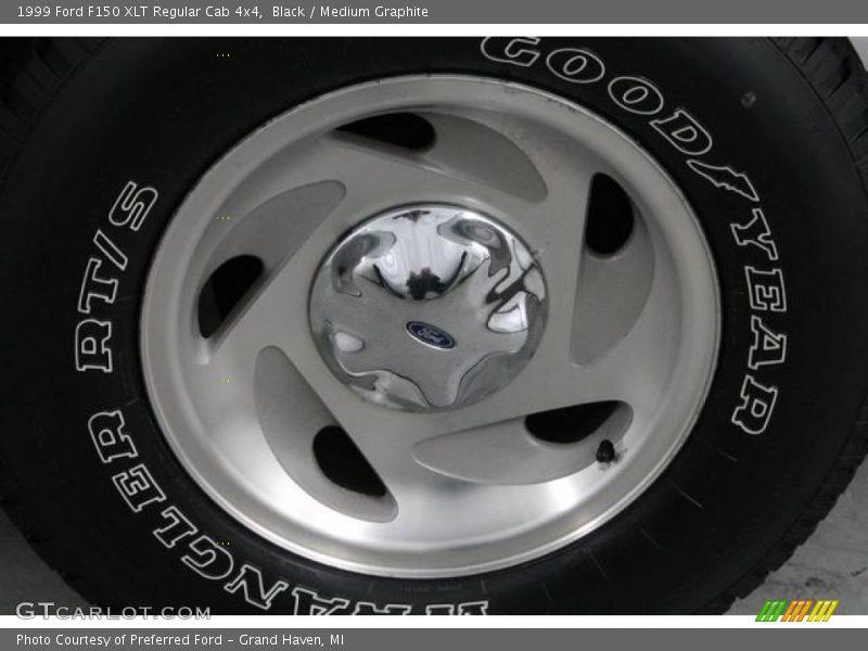 1999 F150 XLT Regular Cab 4x4 Wheel