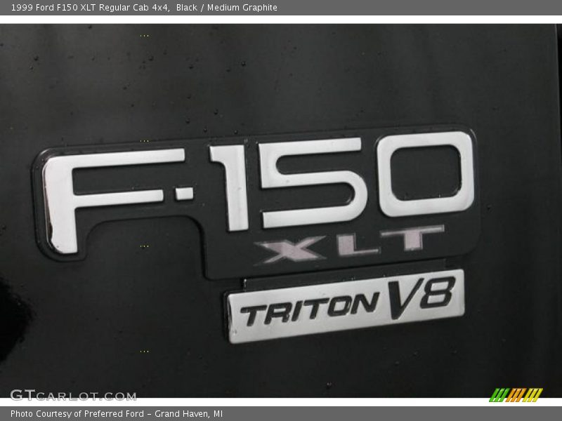 1999 F150 XLT Regular Cab 4x4 Logo