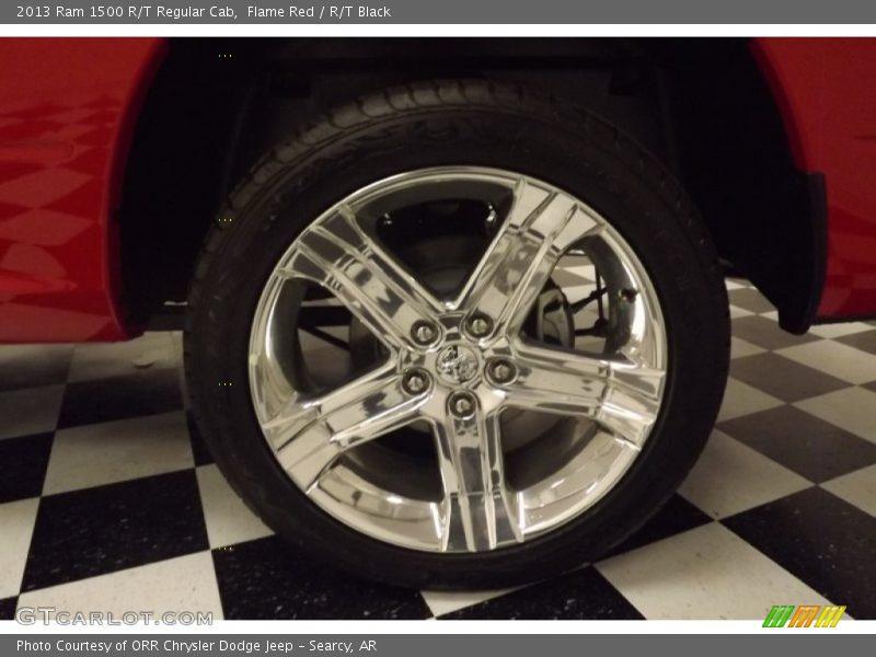 2013 1500 R/T Regular Cab Wheel