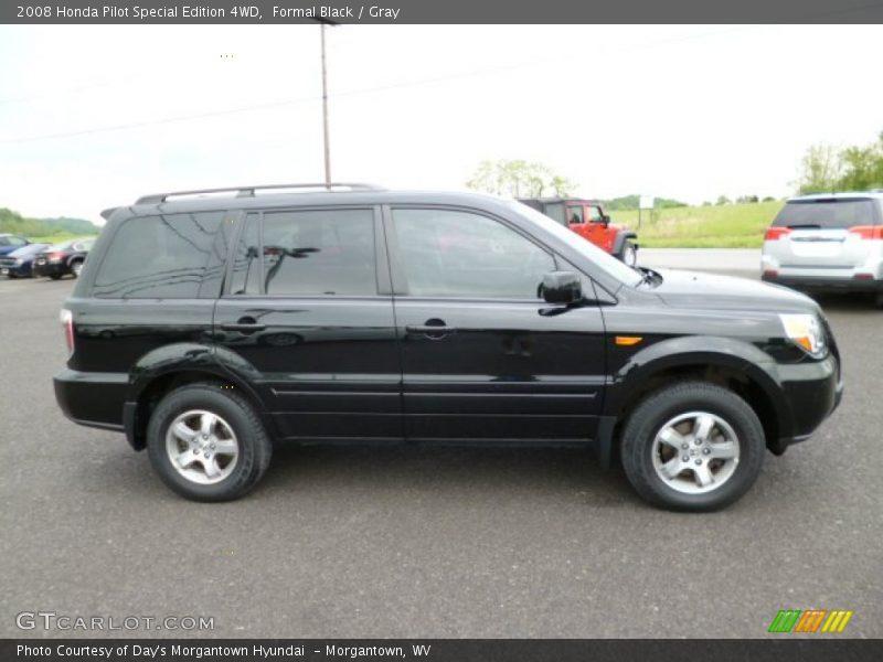 Formal Black / Gray 2008 Honda Pilot Special Edition 4WD