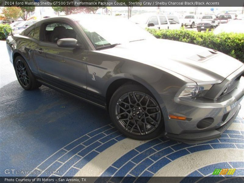 2014 ford mustang shelby gt500 svt performance package coupe in sterling gray photo no 82042437. Black Bedroom Furniture Sets. Home Design Ideas