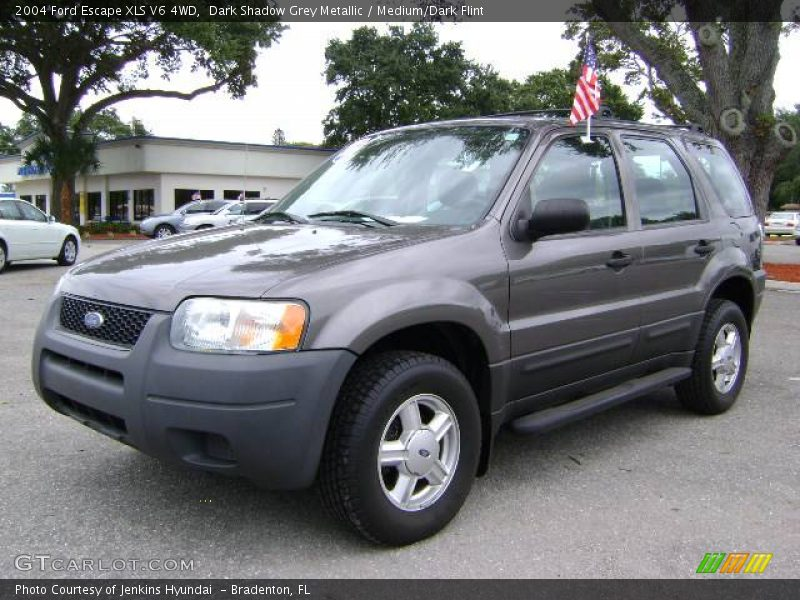 2004 ford escape xls v6 4wd in dark shadow grey metallic. Black Bedroom Furniture Sets. Home Design Ideas
