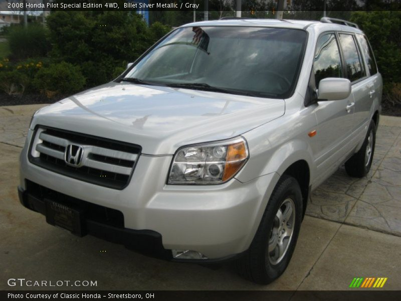 Front 3/4 View of 2008 Pilot Special Edition 4WD