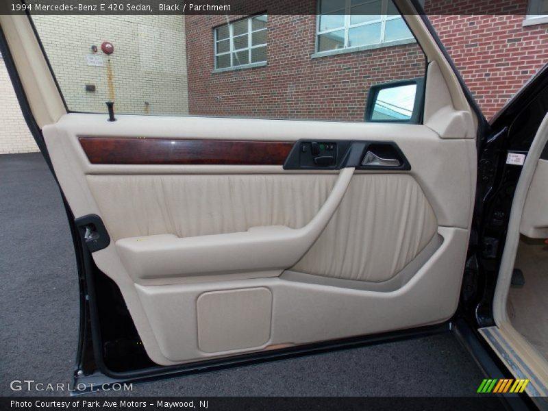 Door Panel of 1994 E 420 Sedan