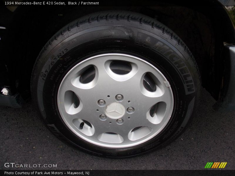 1994 E 420 Sedan Wheel