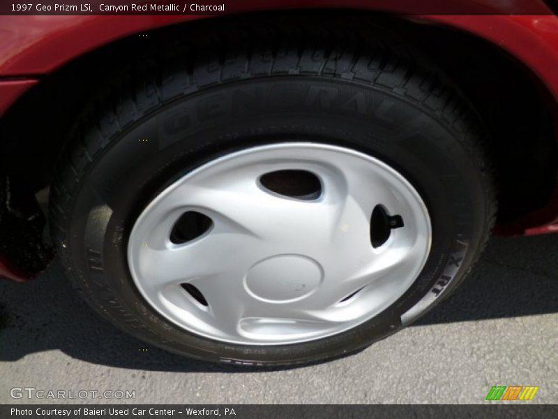 1997 Prizm LSi Wheel