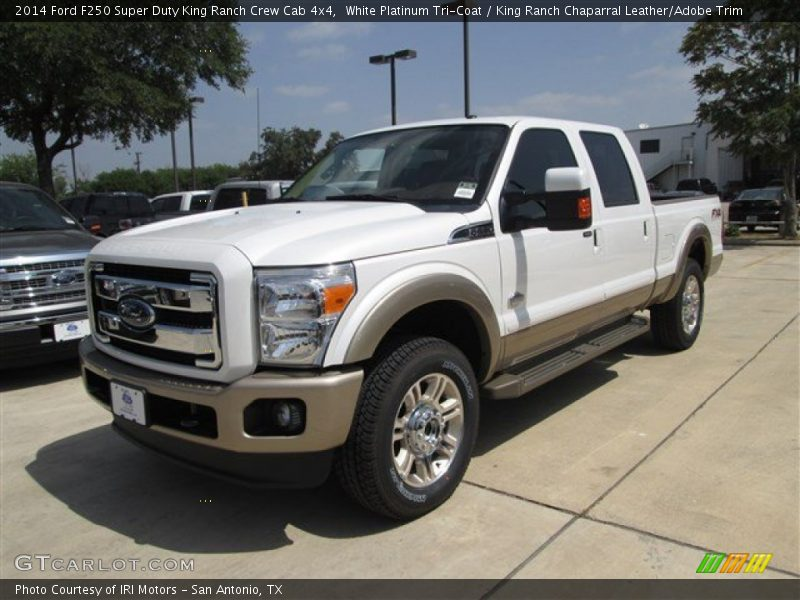 Platinum Vs King Ranch 2014 F250 Autos Post