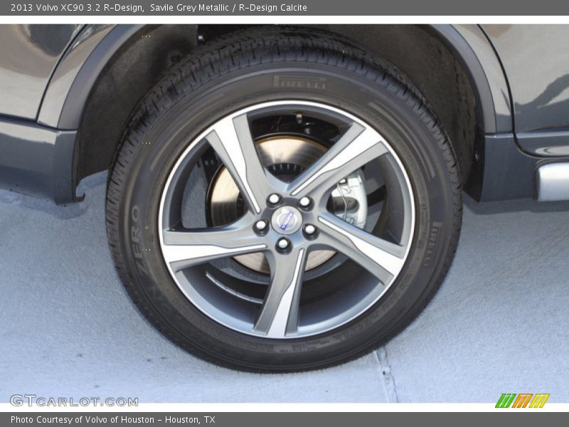 2013 XC90 3.2 R-Design Wheel