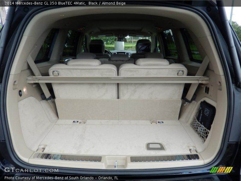 2014 GL 350 BlueTEC 4Matic Trunk