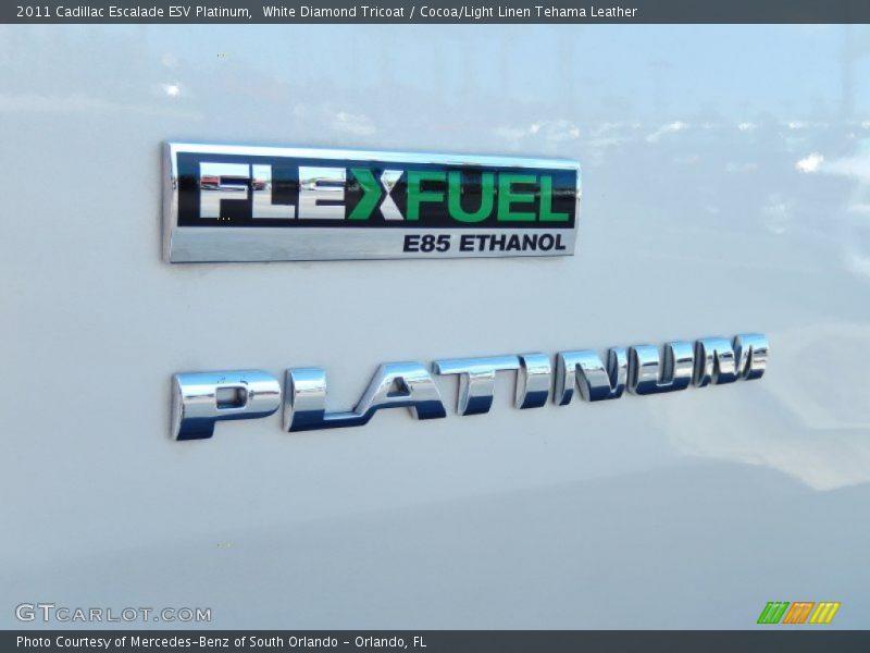 2011 Escalade ESV Platinum Logo