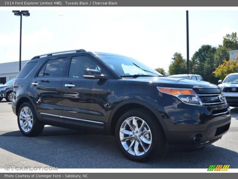 2014 ford explorer limited 4wd in tuxedo black photo no 86348005. Cars Review. Best American Auto & Cars Review