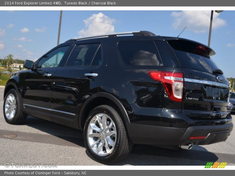 tuxedo black charcoal black 2014 ford explorer limited 4wd photo 25. Cars Review. Best American Auto & Cars Review
