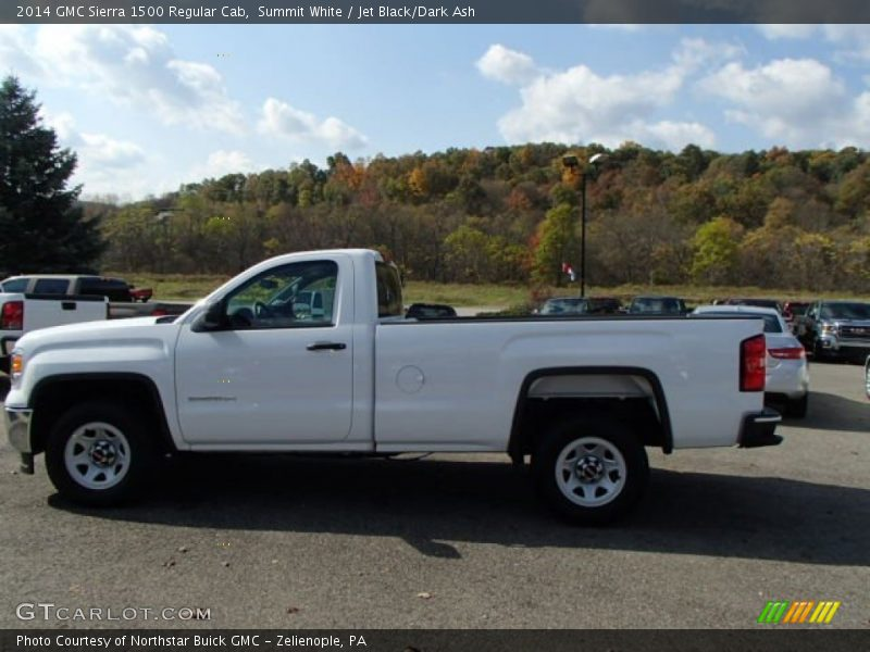 2014 gmc sierra 1500 regular cab in summit white photo no 86990658. Black Bedroom Furniture Sets. Home Design Ideas