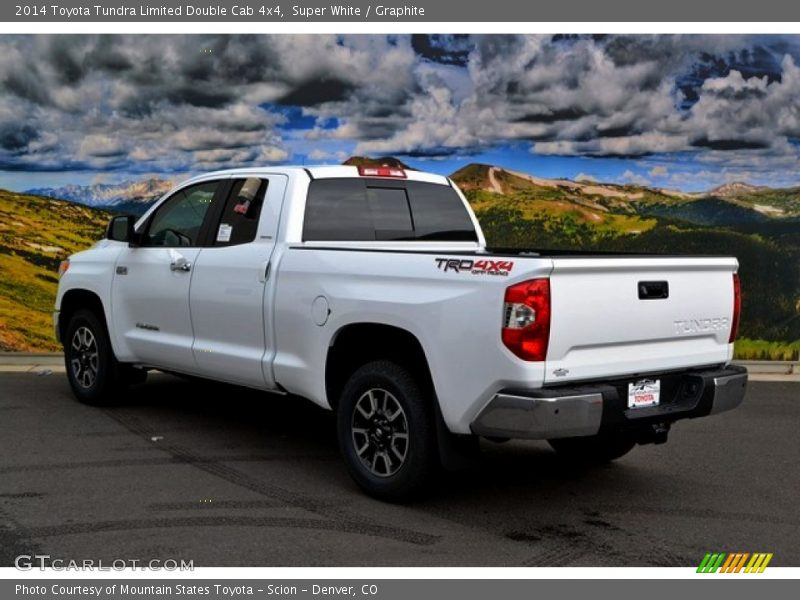 2014 toyota tundra limited double cab 4x4 in super white photo no 87096833. Black Bedroom Furniture Sets. Home Design Ideas