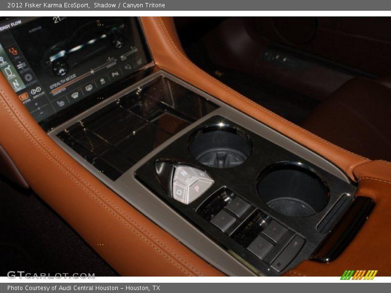 2012 Karma EcoSport 1 Speed Automatic Shifter