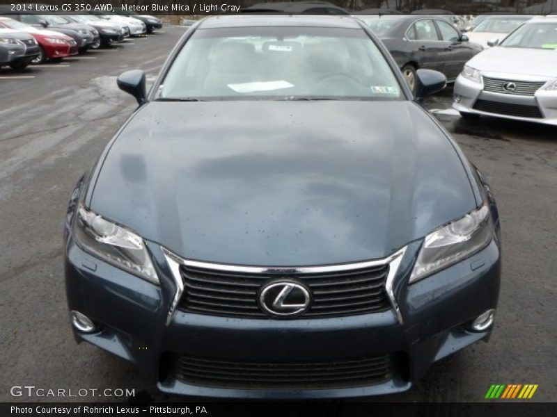 2014 lexus gs 350 awd in meteor blue mica photo no 89886042. Black Bedroom Furniture Sets. Home Design Ideas
