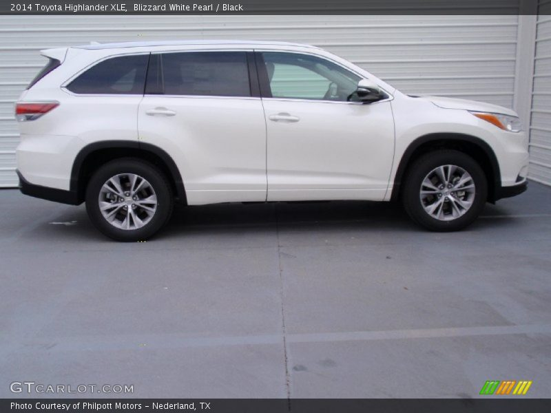 2014 toyota highlander xle in blizzard white pearl photo no 90099660. Black Bedroom Furniture Sets. Home Design Ideas
