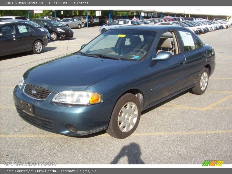 2001 nissan sentra gxe in out of the blue photo no. Black Bedroom Furniture Sets. Home Design Ideas