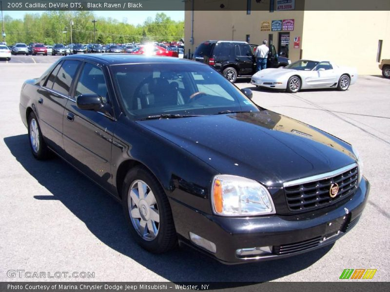 2005 cadillac deville dts in black raven photo no 9479230. Cars Review. Best American Auto & Cars Review