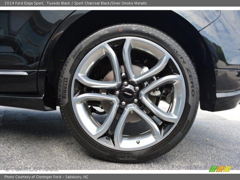 2014 edge sport wheel photo no 94944192. Black Bedroom Furniture Sets. Home Design Ideas