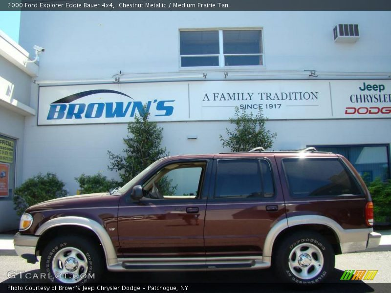 2000 ford explorer eddie bauer 4x4 in chestnut metallic. Black Bedroom Furniture Sets. Home Design Ideas