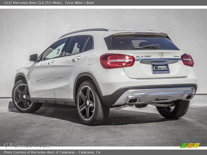 2015 mercedes benz gla 250 4matic in cirrus white photo no for Mercedes benz gla 250 4matic