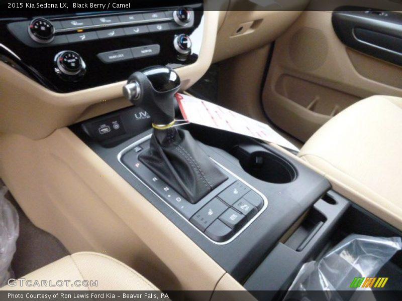 2015 Sedona LX 6 Speed Sportmatic Automatic Shifter