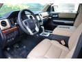 2015 Toyota Tundra Sand Beige Interior Prime Interior Photo