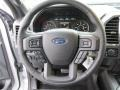 Black Steering Wheel Photo for 2015 Ford F150 #100025014