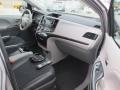 2011 Silver Sky Metallic Toyota Sienna XLE AWD  photo #27