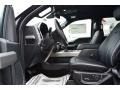 Black Front Seat Photo for 2015 Ford F150 #100031513