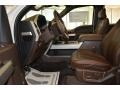 2015 F150 King Ranch SuperCrew 4x4 King Ranch Java/Mesa Interior