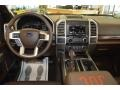 Dashboard of 2015 F150 King Ranch SuperCrew 4x4