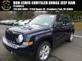 2015 True Blue Pearl Jeep Patriot Latitude 4x4 #100027826