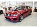 designo Cardinal Red Metallic 2015 Mercedes-Benz E Gallery