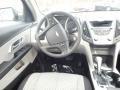2015 Silver Topaz Metallic Chevrolet Equinox LS AWD  photo #6