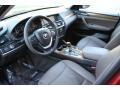 2012 BMW X3 Mojave Interior Interior Photo