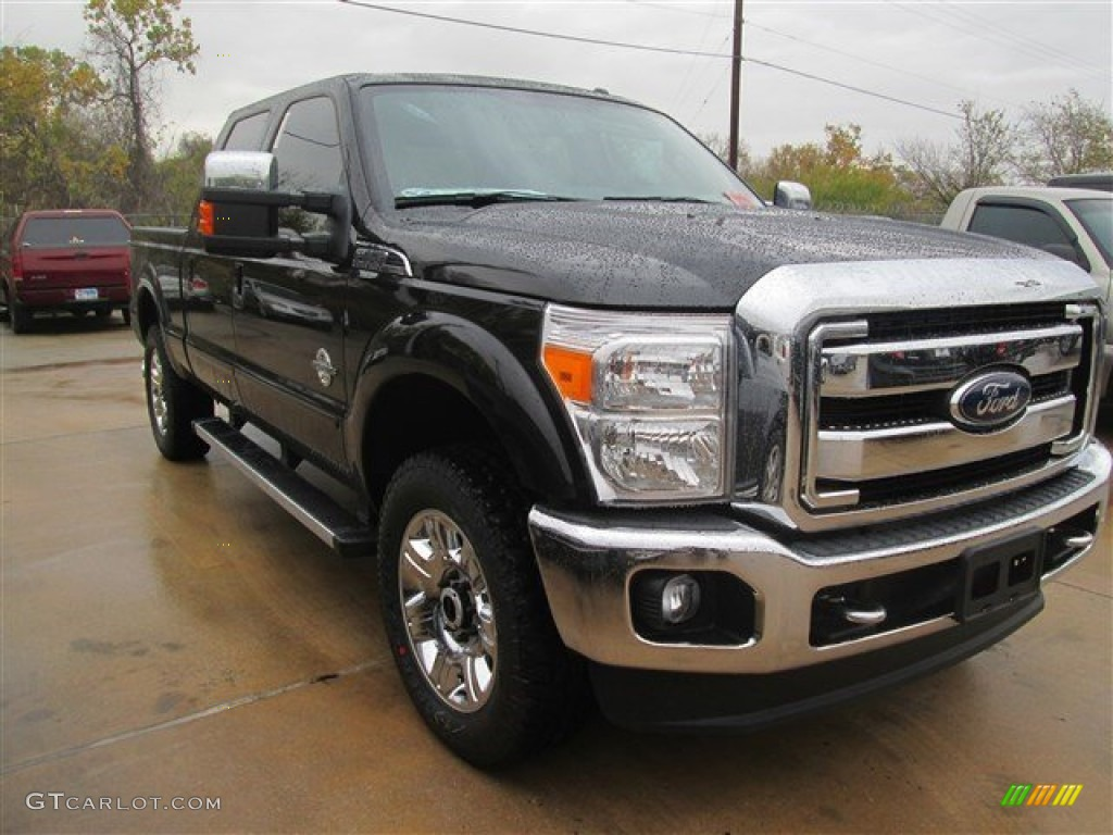 2015 tuxedo black ford f250 super duty lariat crew cab 4x4 100069669 car color. Black Bedroom Furniture Sets. Home Design Ideas
