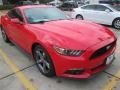 2015 Race Red Ford Mustang V6 Coupe #100069668