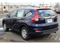 2015 Obsidian Blue Pearl Honda CR-V LX AWD  photo #2