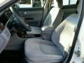 Front Seat of 2005 Allure CX