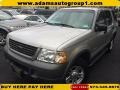 Harvest Gold Metallic 2002 Ford Explorer XLS 4x4