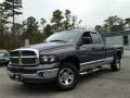2002 Graphite Metallic Dodge Ram 1500 SLT Quad Cab 4x4 #100103871