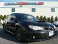 Dark Gray Metallic 2012 Subaru Impreza WRX 4 Door