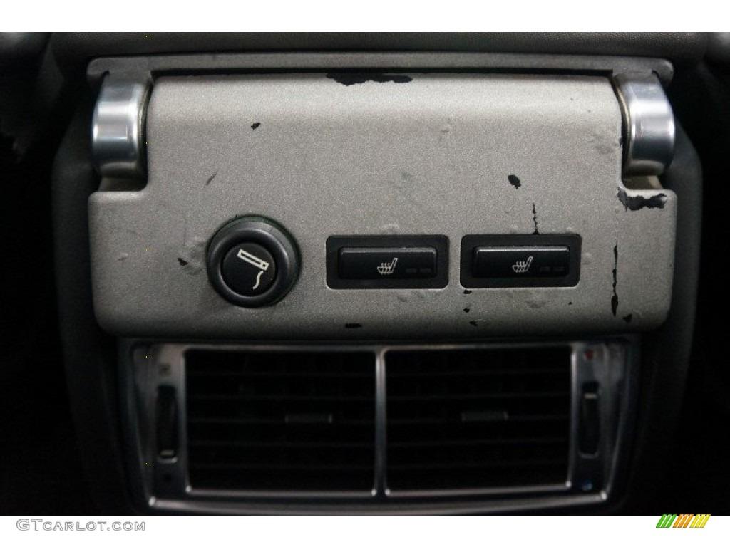 2006 Range Rover HSE - Java Black Pearl / Charcoal/Jet photo #23
