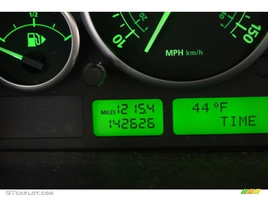 2006 Range Rover HSE - Java Black Pearl / Charcoal/Jet photo #32