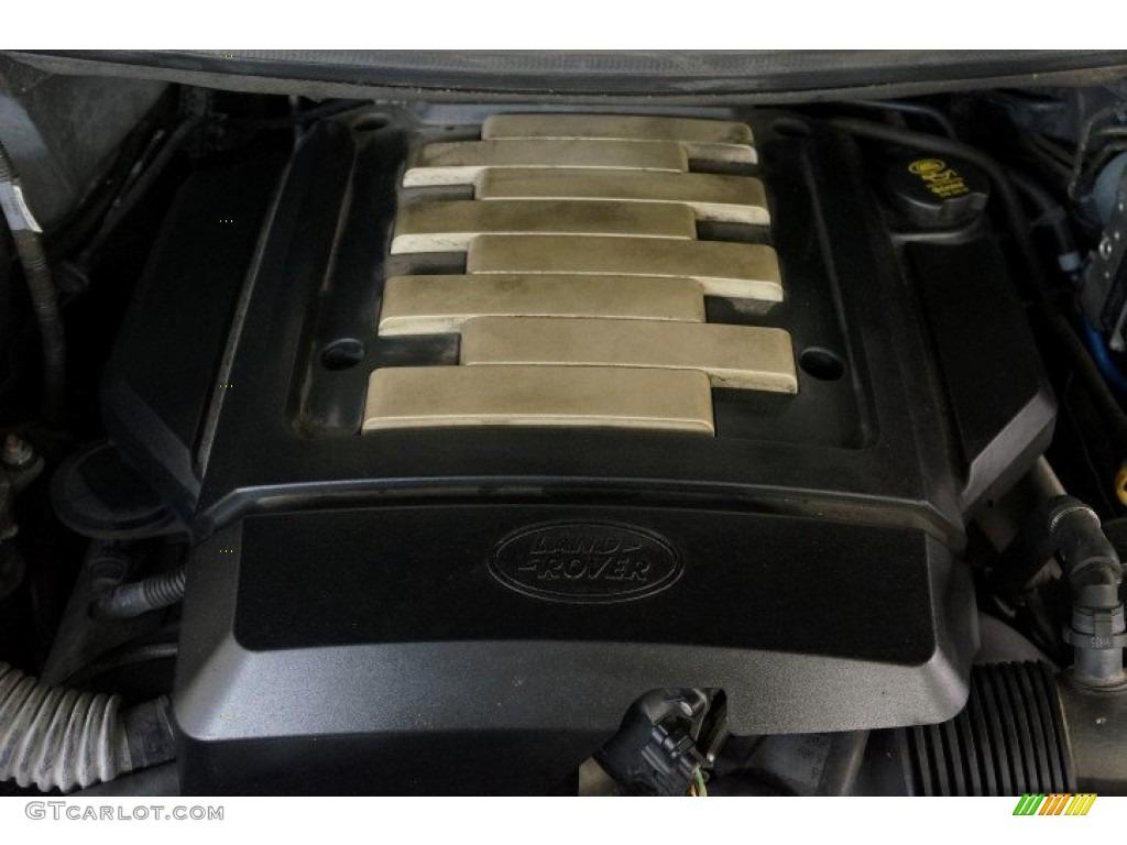 2006 Range Rover HSE - Java Black Pearl / Charcoal/Jet photo #38